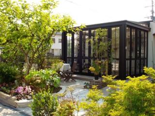 2009 東洋エクステリア 第32回 エクステリア施工コンクール 自然浴ガーデン部門2