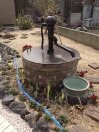 オリジナル井戸
