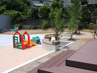 子供が安心して遊べる多目的スペース4