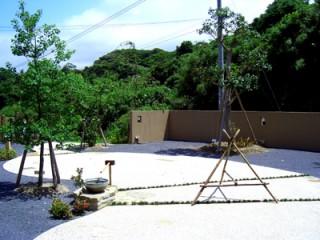 料亭みたいな和みの庭3