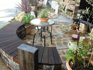 庭を楽しむアイテムがいっぱいのクラシックガーデン5