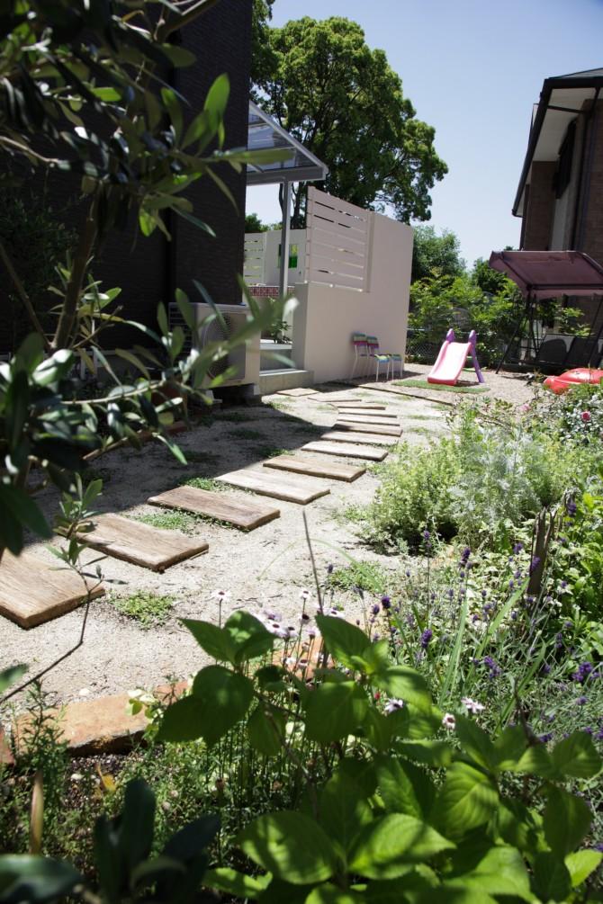 散策ガーデン