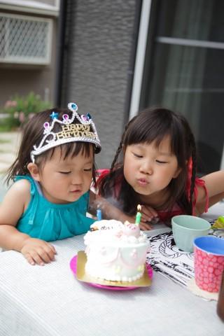 めいちゃんのお誕生日会