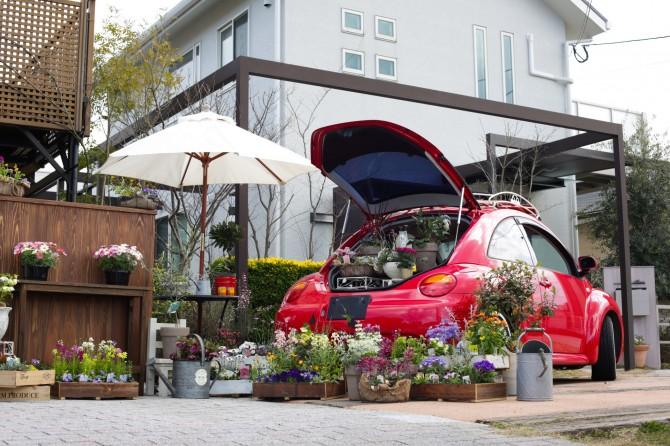ガーデンカフェ 『いろは』