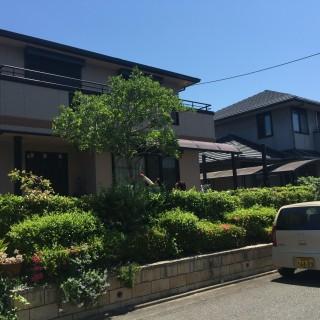 A様邸(岡垣公園通り)