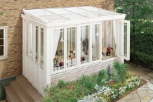 暖蘭物語 ガーデンルーム