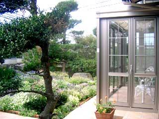 ガーデンルーム サイド