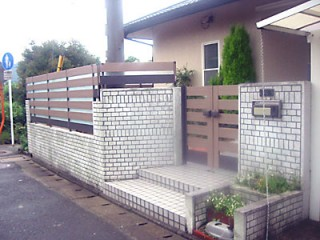 TOTOリモデル エクステリア&エントランス部門2