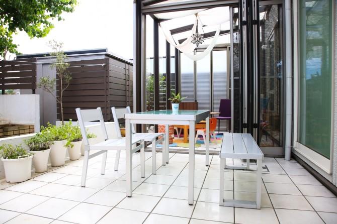 ガーデンテラス&ガーデンルーム