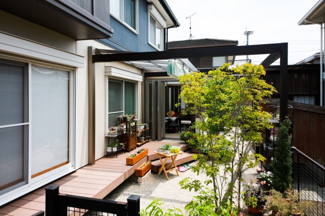 ガーデンテラス+ガーデンルーム